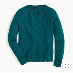 Jcrew cashmere sweater size small new
